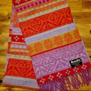 Mackintosh of Scotland wool scarf